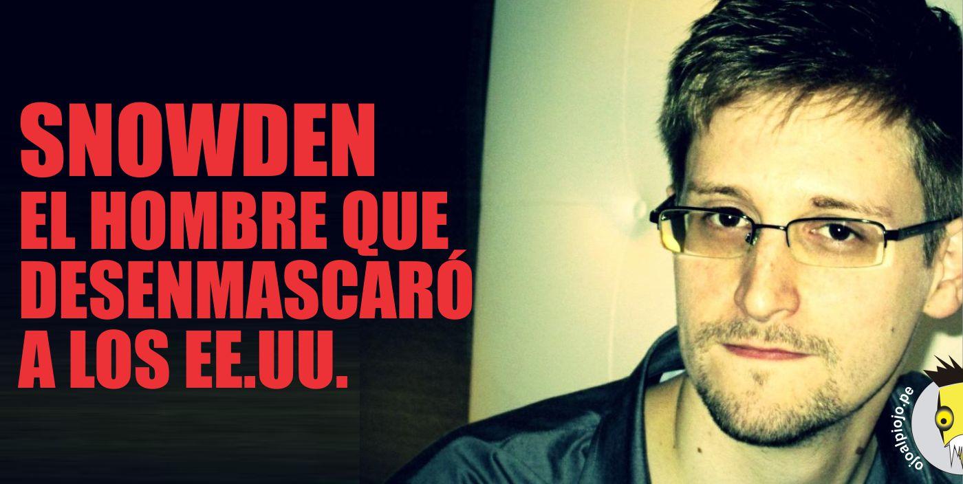 Ojo al Piojo - Snowden