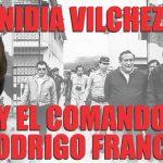 Nidia Vilchez y el Comando Rodrigo Franco