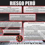 Calificación de riesgo Perú, ¿nos tenemos que alegrar?