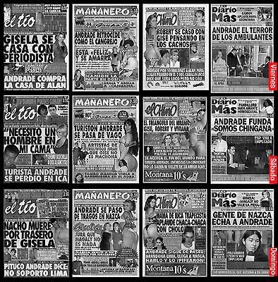 Los diarios chicha sí existieron, sí atacaron solo a los opositores del gobierno de Fujimori. Imagen: Caretas