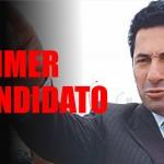 Salvador Heresi candidato