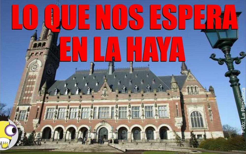 Ojo al piojo - La Haya