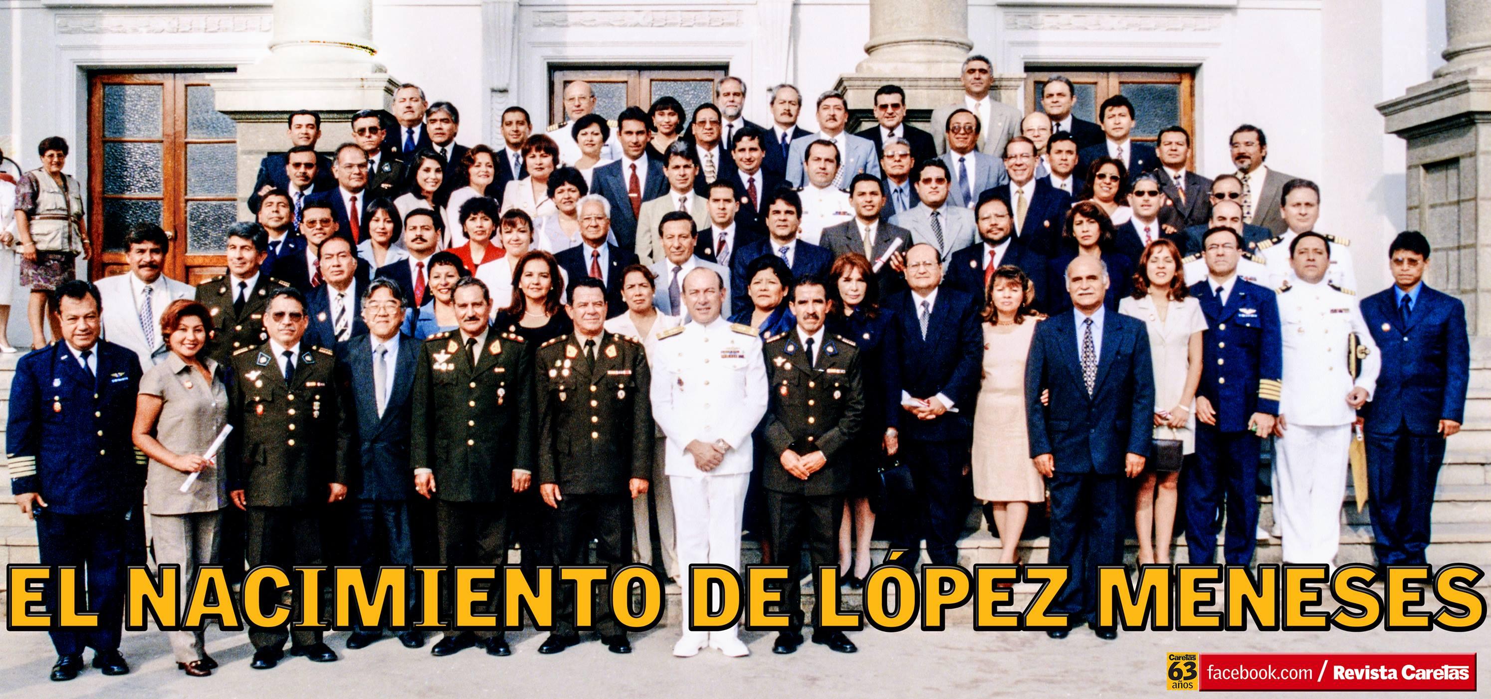La promoción 1999 del Centro de Altos Estudios Nacionales. ¿Se seguirán viendo las caras?. Foto: Caretas