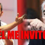 ¿Quién invitó a quién?