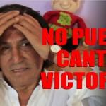 ¡No cantes victoria, cholo!