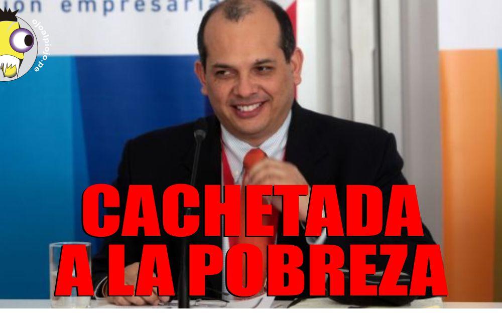 Ojo al Piojo - Aumento a ministros, Luis Castilla