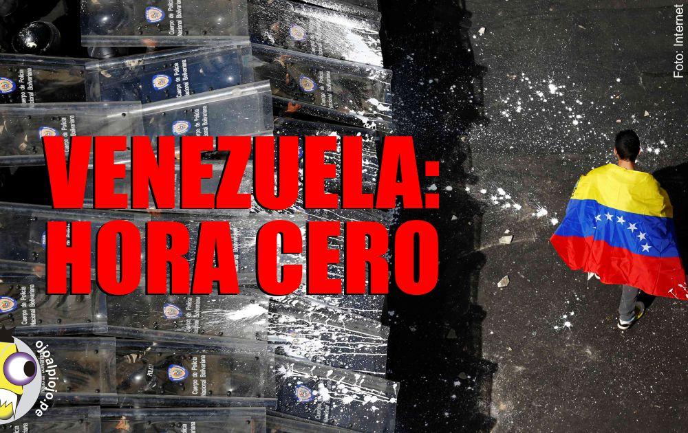 Ojo al Piojo - Crisis en Venezuela