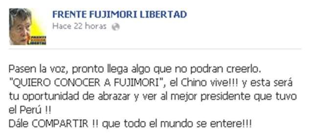Ojo al Piojo - Fujimori Libertad