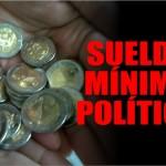Reportaje: Sueldo mínimo político