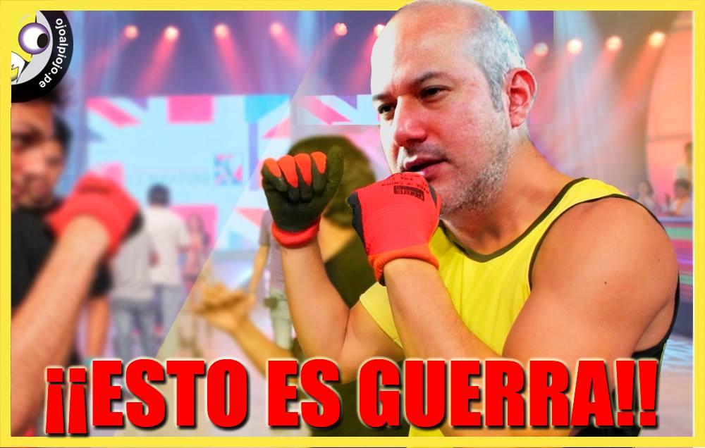 Ojo al Piojo - Sergio Tejada - esto es guerra