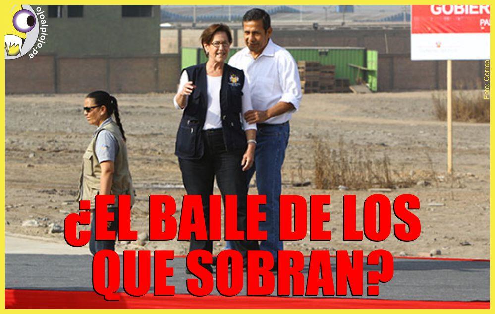 Ojo al Piojo - Susana Villarán - Ollanta Humala