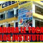 El siguiente paso: los institutos