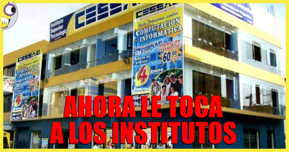 Ojo al Piojo - Institutos Teconológicos