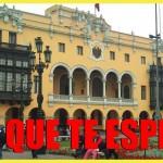 Lima, los que van a morir te saludan
