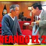 Las nuevas movidas del reo Fujimori