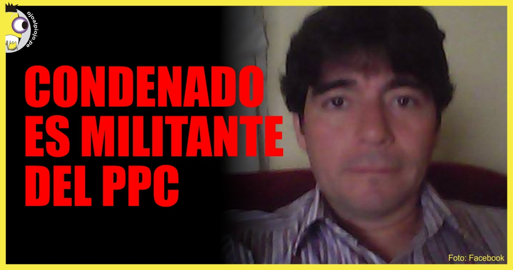 Ojo al Piojo - Condenado por narcotráfico PPC