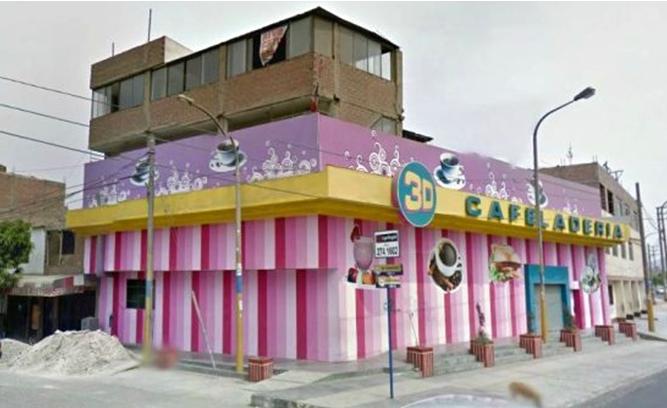 FACHADA.  Según el Ministeri Público la pastelería sería empresa de fachada. Foto: El Comercio