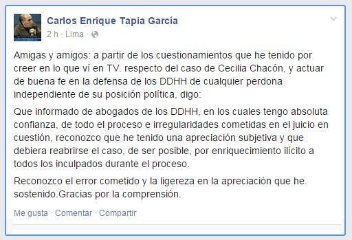 Ojo al Piojo - Carlos Tapia