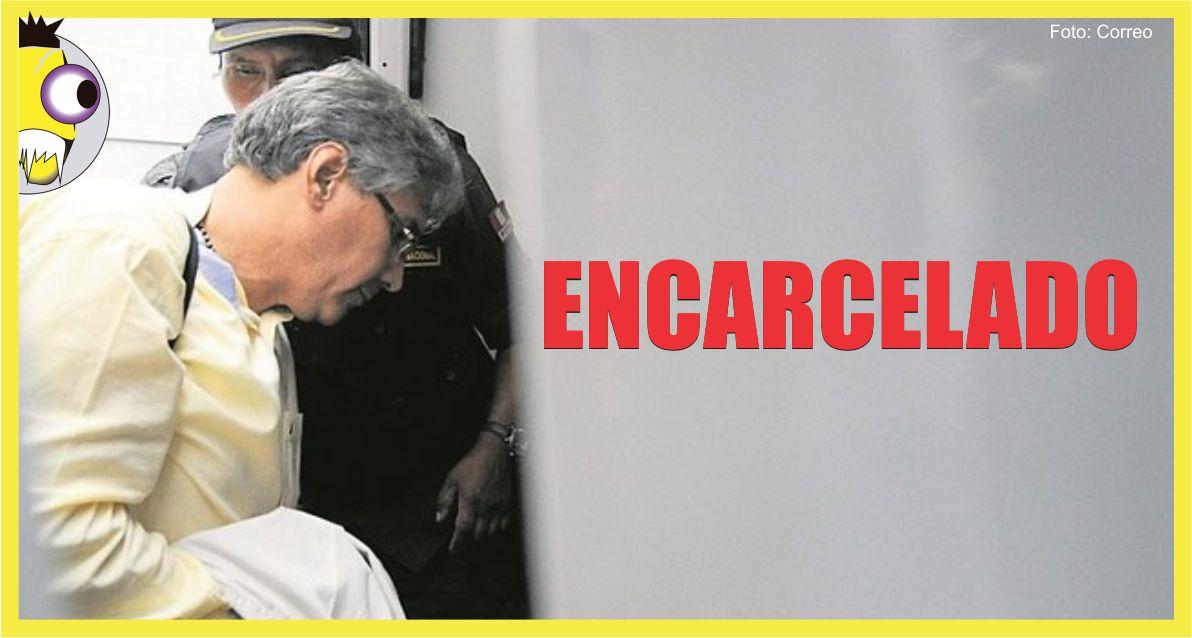Ojo al Piojo - Aurelio Pastor Encarcelado