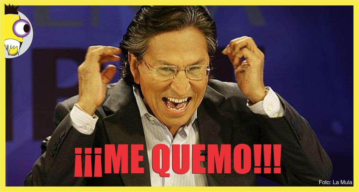 Ojo al Piojo - Alejandro Toledo