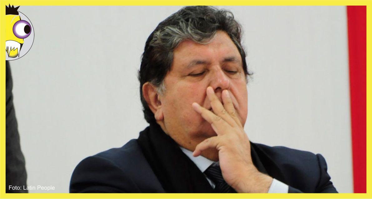 Ojo al Piojo - Alan García - Culpable