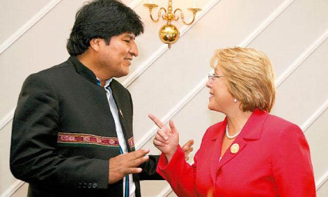 Esto recién empieza Foto: Diario Chile