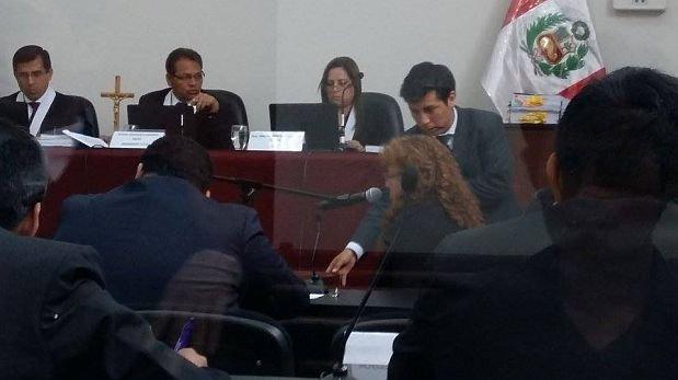 Testigo de cargo Foto: El Comercio