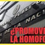 ¿Qué hace la Fiscalía de la Nación celebrando convenios con una ONG homofóbica?