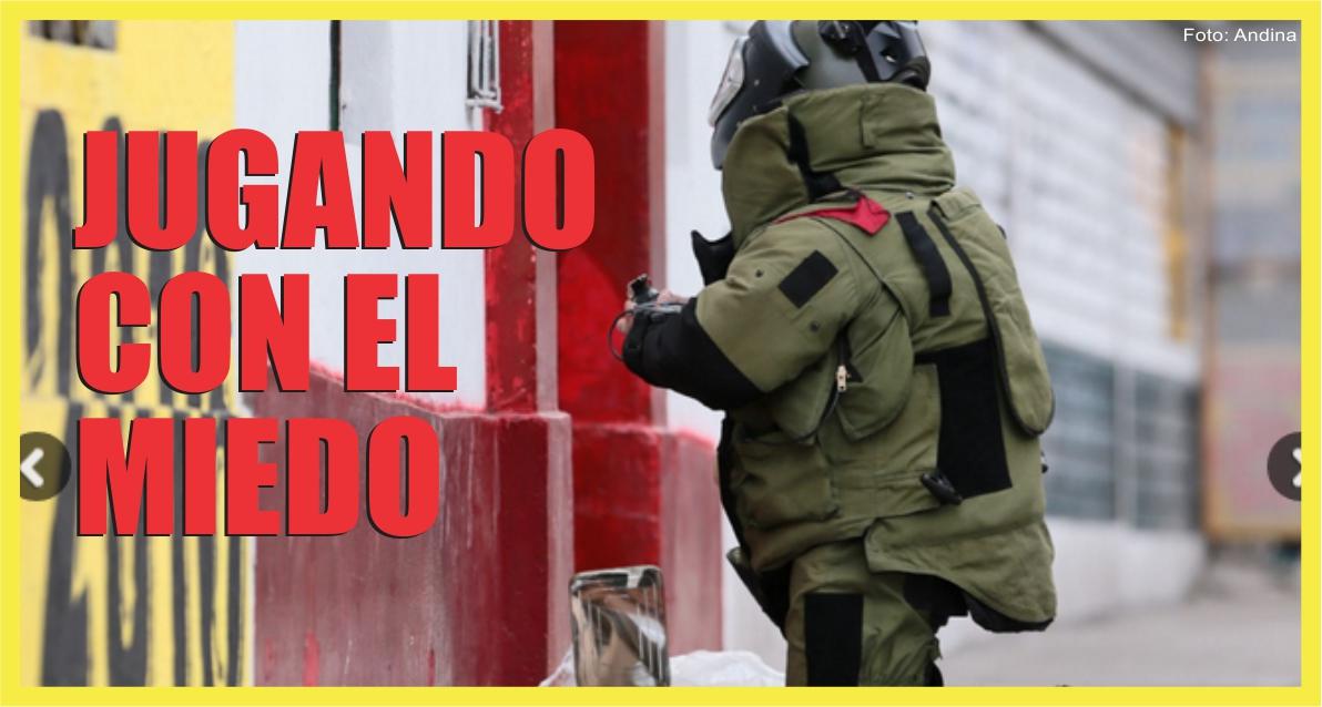 Ojo al Piojo - Granadas en Lima