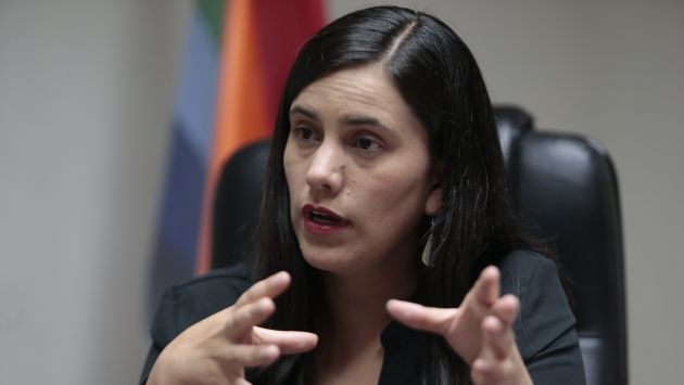 Mendoza niega cualquier relación con las agendas. Fuente: Perú21