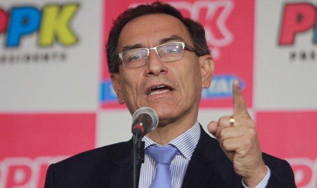Ojalá que Vizcarra tenga el mismo desempeño como ministro. Fuente: La República