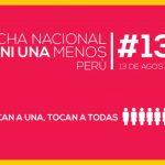 Todos se unen a #NiUnaMenos, faltas tú - Ojo al Piojo